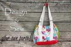 purs pattern, purs tutori, free purs, purse patterns