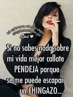 176 Best Mujeres Cabronas Images Quotes En Espanol Quotes In