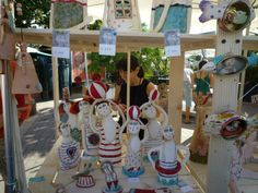 I miei amici cavorettesi, artisti della ceramica, Massimo Voghera e Enrica Campi (nella foto) saranno presenti a Argillà, mostra-mercato a F...