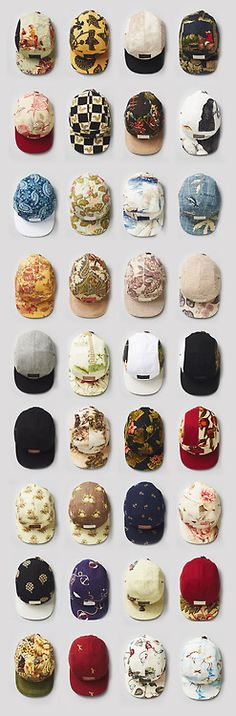 I Love Ugly 5 Panel Caps Holiday 12 (I have the one that is the first in the line that is second from the bottom). AS