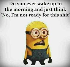 45 Funny Quotes Laughing So Hard and Hilarious Memes – Humor Bilder Funny Minion Memes, Minions Quotes, Funny Jokes, Hilarious Quotes, Minion Humor, Silly Jokes, Minion Love Quotes, Funny Sayings, Funny Shit