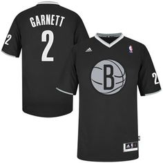 adidas Kevin Garnett Brooklyn Nets 2013 Christmas Day Swingman Jersey  Brooklyn Nets c954c2f98