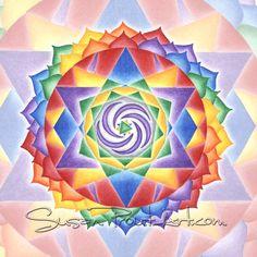 Solfeggio Mandala 999Hz, Unity