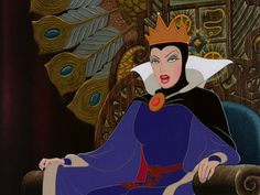 SNOW WHITE AND THE SEVEN DWARFS, THE EVIL QUEEN