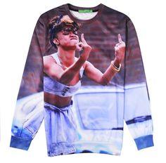 Rihanna F**k You Sweatshirt