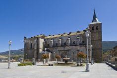 San Eutropio Que ver en El Espinar Turismo