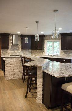 Best Ashen White Granite Allen Roth Glacier White Backsplash 400 x 300