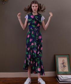Isolda London Grey Gardens, Vintage Scarf, Cold Shoulder Dress, Dresses, Fashion, Scrappy Quilts, Vestidos, Moda, Fashion Styles