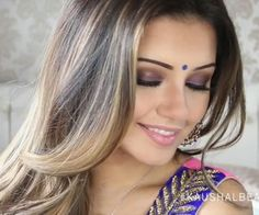kaushal beauty hair - Google Search Beauty Makeup, Hair Makeup, Hair Beauty, Eye Makeup, Kaushal Beauty, Dream Hair, Indian Hairstyles, Pretty Eyes, About Hair