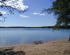 Blue Lake (near Vermillion Bay) ON. Beautiful provincial park!