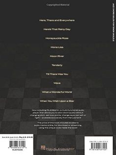Jazz Chord Solos For Ukulele - 10 Standards Arranged for Tenor Ukulele (Book/online audio with TAB)