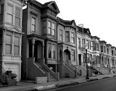 Mission district, San Francisco were we used to visit family a lot!
