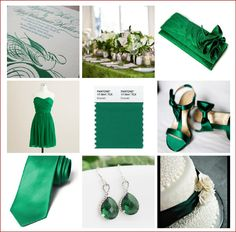 PANTONE ® 17-5641 Emerald - The color of the year 2013