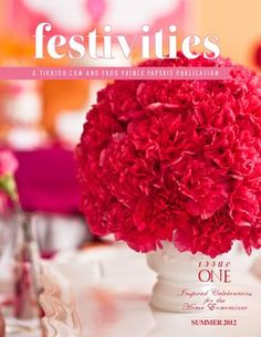 Festivities Magazine Summer 2012