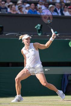 Angelique Kerber, Wimbledon, Us Open, Australian Open, Serena Williams, Lawn Tennis, Tennis Championships, Hot Cheerleaders, Tennis Players