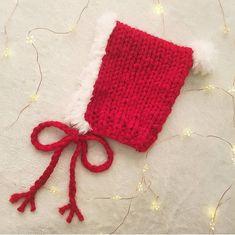 Santa's Little Helper Hood