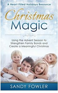 Shaping your Advent season is an easy way to enjoy your Christmas more. Spend 1 hour and 99 cents and begin paving the path to a holiday season filled with the most important things.  amzn.to/1MNmAFl #Christmas #Advent #family #meaning #ChristmasMagic