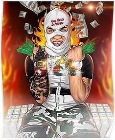 Michael Jordan Wallpaper Iphone, Gucci Wallpaper Iphone, Rap Wallpaper, Cartoon Wallpaper, Dope Cartoons, Dope Cartoon Art, Vlone Logo, Neymar Jr Wallpapers, Lowrider Art