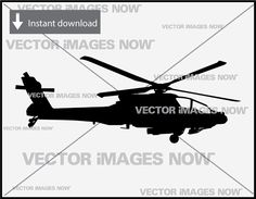 Fighter Helicopter Vector Images Clipart SVG File AI EPS PNG A2
