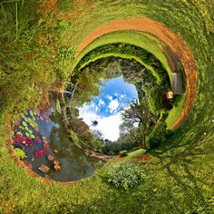 Unknown Editors: Arjun Sawant - Beautiful Nature: 360 Panorama  These images are a combination of multiple shots, merged in PTGui and edited in Photoshop.