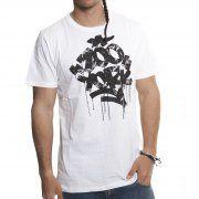 Camiseta Zoo York: Cracked Fat n Juicy WH