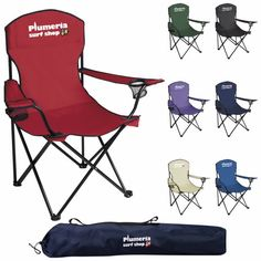 Captain's Chair Relax in the great outdoors in the privacy of your own back yard, at the lake or your favorite game! More than a chair, it features 2 can holders and its own carrying case.Folding chair with arms has a 300 lb. Outdoor Chairs, Outdoor Furniture, Outdoor Decor, Agriculture Industry, Bbq Set, Can Holders, Company Picnic, Camping Chairs, Corporate Gifts