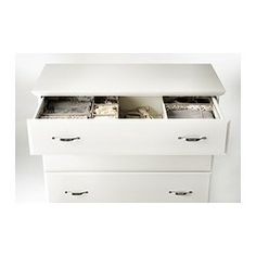 BIRKELAND 3 drawer chest - IKEA
