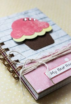 Mini recipe book organiser £12.99