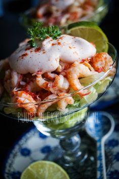 Starters, Shrimp, Food And Drink, Cocktails, Meat, Dinner, Breakfast, Salad, Craft Cocktails