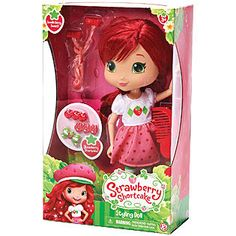 "Strawberry Shortcake -11"" Styling Doll - Strawberry"