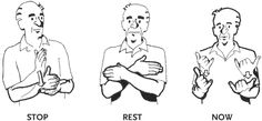Sign language is something which is used as a means of communication between people who are hard of hearing or deaf and cannot speak. Simple Sign Language, Sign Language Chart, Sign Language For Kids, Sign Language Phrases, Sign Language Alphabet, Learn Sign Language, British Sign Language, Asl Signs, School Study Tips