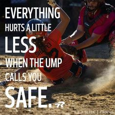 A collection of baseball memes, softball memes, famous memorable baseball quotes, and cute and funny baseball mom quotes. Girls Softball Quotes, Softball Pitcher Quotes, Softball Memes, Softball Pictures, Softball Players, Fastpitch Softball, Softball Stuff, Softball Things, Softball Problems