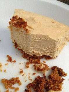 Just Beth.: Peanut Butter Cheesecake THM