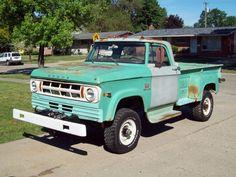 69' Dodge W300 Power Wagon