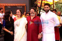 Sanjana Kapoor Kunal Kapoor Abhishek Bachchan.