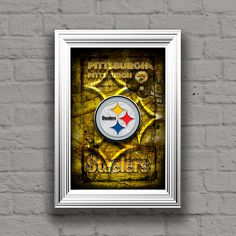 Pittsburgh Steelers Art, Pittsburgh Steelers Layered Poster, Steelers Print, NFL poster, Super Bowl, Map Art, Christmas, Birthday, gift, NFL by McQDesign on Etsy https://www.etsy.com/listing/460593268/pittsburgh-steelers-art-pittsburgh