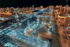 Katari paralajmëron që vitin e ardhshëm do të tërhiqet nga OPEC-u Gas City, Future Predictions, Chemical Plant, Industrial Engineering, Scaffolding, Cool Countries, Oil And Gas, Western Australia, Beautiful Landscapes