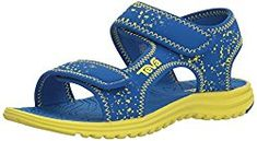 a84848167376 Teva is known for their durable outdoor sandals for kids and grownups.  Their Tidepool sport. Water Shoes ...