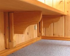 fold down bench or shelf.. very clever. I will make this as a cat set under the window...