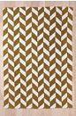 Herringbone rug for the dining room. Herringbone Rug, Orange Chevron, Spot Cleaner, Living Spaces, Dining Room, Decor Ideas, Urban, Rugs, Prints