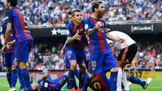 Valencia fan gets six-month ban fine for throwing battle at Barcelona  The Valencia supporter who threw a bottle at Barcelona's players as they celebrated a stoppage-time winner at Mestalla in October has been handed a ESPN FC News Espn Test Read More---http://adf.ly/1chCGU