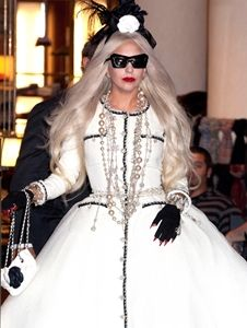 Is Lady Gaga tying the knot? Read more here: http://www.perfectweddingguide.com/wedding-news/celebrity-wedding-news/is-lady-gaga-tying-the-knot-405508/