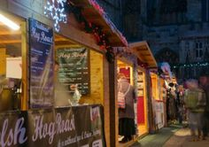 Exeter Christmas Market on Cathedral Green - Fete/Fair in Exeter, Exeter - visitsouthdevon.co.uk