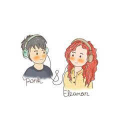 Wildfire Charm: The Eleanor And Park Soundtrack #eleanorandpark