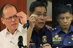 Senator Miriam Defensor Santiago blames President Aquino, resigned Philippine National Police (PNP) chief Alan Purisima and former PNP Special Action Force chief Getulio Napenas for the death of 44 police officers in Mamasapano, Maguindanao. Miriam Defensor Santiago, National Police, Police Officer, Blame, Presidents, Death, Abs, Action, Crunches