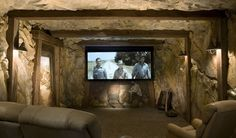 Home Theater - how cool :)