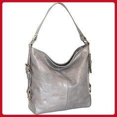 Nino Bossi Lily Blossom Shoulder Bag (Stone) - Shoulder bags (*Amazon Partner-Link)