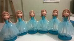 Muñecas centro de mesa sandrita