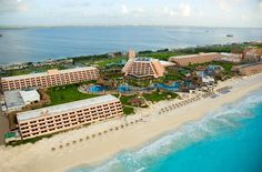 The Pyramid at Grand Oasis All Inclusive in Cancun. Book a Luxury All Inclusive Resort in Cancun with Oasis just minutes from the Cancun Airport and on the beach. Oasis Cancun, Cancun All Inclusive, Cancun Resorts, Hotels And Resorts, Vacation Deals, Vacation Places, Vacation Spots, Family Vacations, Last Minute Vacation