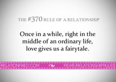 Romance rules Relationship Rules, Relationships, Ordinary Lives, Fairy Tales, Death, Romance, Love, Pink, Romance Film